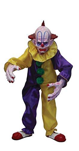 UHC Scarabelle Marionette Clown Horror Theme Party Halloween Decoration