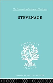 Book Stevenage (International Library of Sociology)