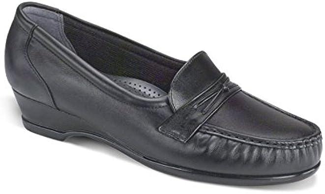 exclusive range high fashion crazy price Amazon.com | SAS Womens Easier Dress Shoes (11 S, Black) | Shoes