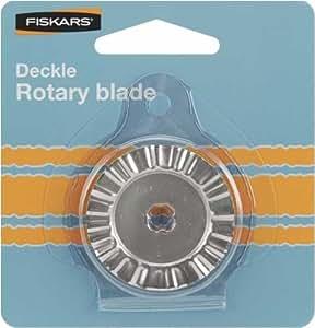 Fiskars Rotary Cutter Blade (45mm) - Deckle