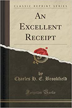 Book An Excellent Receipt (Classic Reprint)