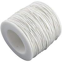 Cordón encerado PandaHall, 1mm