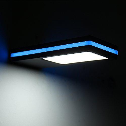 Solar 100 Super Bright Blue Led Lights in Florida - 1