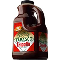TABASCO Chipotle Pepper Sauce - Half Gallon (64 oz.)