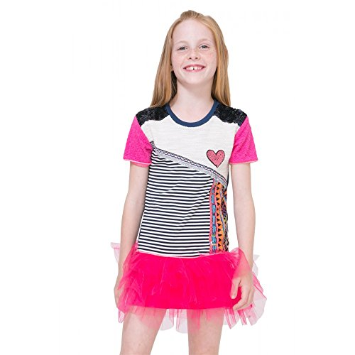 Desigual Girls' Dress Franckfort, Sizes 5-14 (11/12)