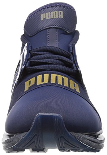 Puma Donne Accendere Wns Metalliche Illimitate Cross-trainer Peacoat Pattino