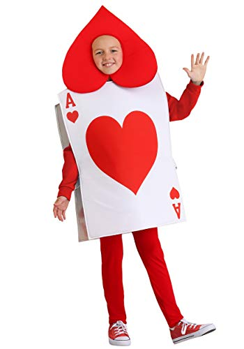 Kids Ace of Hearts Costume ()