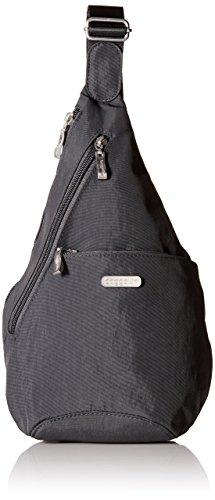 Baggallini Mini Sling Bag Multi Pocketed