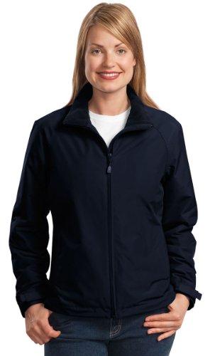 Port Authority - Ladies Challenger Jacket. L354 - True Navy/True Navy_XS (Cashmere Jacket Track)