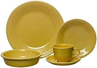 product image for Fiesta 5-Piece Place Setting, Sunflower