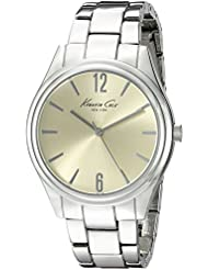 Kenneth Cole New York Womens 10021763 Stainless Steel Bracelet Watch