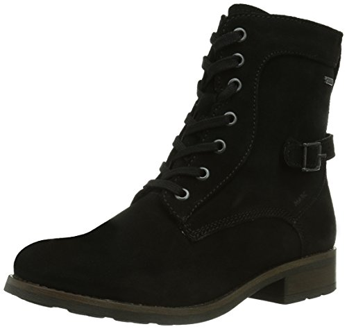 100 Shoes Media Botas Revestimiento Black Hombre Con Para Pierna Marc A vpSndqSw