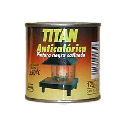 Titan - Titan Anticalorica 01C Negra 125 Ml