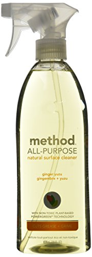 Method All Purpose Natural Surface Cleaning Spray - 28 oz - Ginger (Purpose Cleaning Spray)