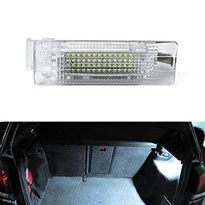 GemPro LED Car Trunk Compartment Lights Lamp Assembly For VW Caddy Golf EOS Passat Scirocco Jetta Tiguan Touran, Seat Altea Lbiza Leon Cordoba Toledo Alhambra: Automotive