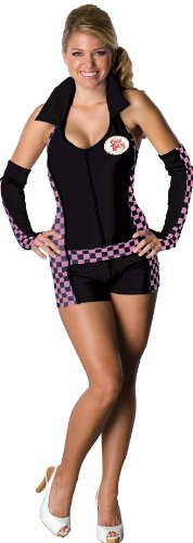 [Rubie's Costume H/S Adult Trixie Costume, Standard] (Trixie Speed Racer Costume)