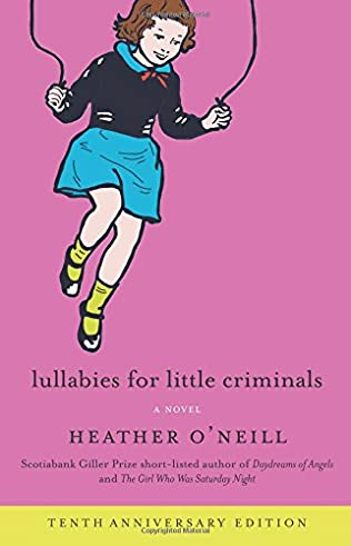 book cover of Lullabies for Little Criminals