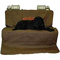 Mud River Brown Two Barrel Double Seat Cover