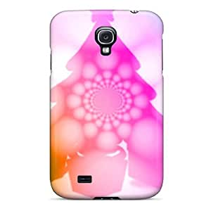 Tpu Shockproof/dirt-proof Christmas Tree Cover Case For Galaxy(s4)