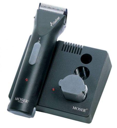 Moser Akku-Schermaschine Adelar incl. Scherkopf Cera Blade