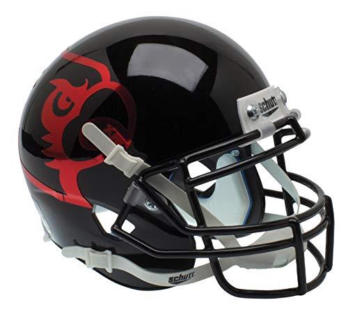 NCAA Louisville Cardinals Black Mini Helmet, One ()