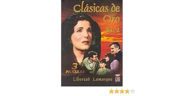 Amazon.com: Clasicas de Oro: Libertad Lamarque, Vol. 2: Enrrique Rambal, Yolanda Varela, Libertad lamarque: Movies & TV