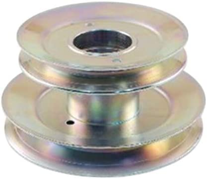 Amazon.com: MTD Replacement Part # 756 – 3049 pulley-deck ...