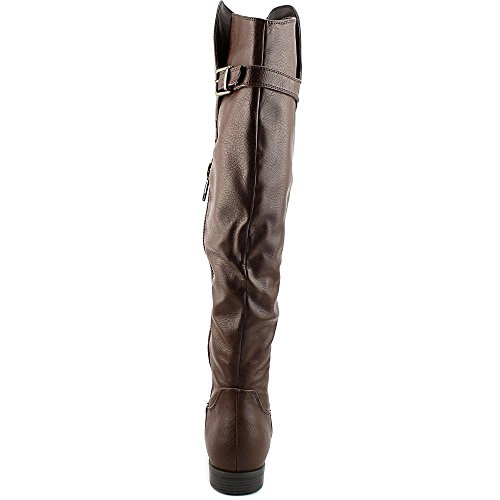 Bota Mocha Fibra First Smooth Row Rialto sintética InO8axB