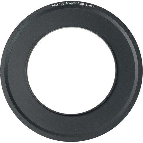 Tiffen Step Ring Camera Lens Square Filter, Black (PRO10062AR)