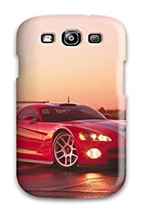 New Style Cute Appearance Cover/tpu Dodge Viper Gts R 2000 Case For Galaxy S3 6527006K91512036