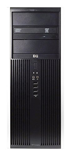 HP 8100 Business High Performance Tower Desktop Computer PC (Intel Core i5 650 3.2G,4G DDR3,500G,DVD,Windows 10 Professional) – Black/Silver – 16VFHPDT0504(Certified Refurbished)