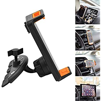 Amazon.com: CHAMPLED 2-in-1 Phone & Tablet Holder Mount for ...