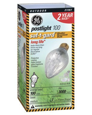 Outdoor Sconce Light Bulbs in US - 7