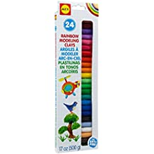 ALEX Art 24 Rainbow Modeling Clays, Multi