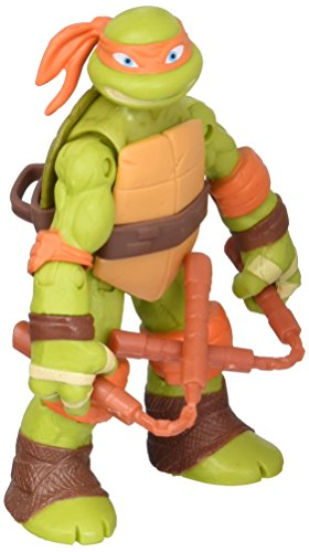 Teenage Mutant Ninja Turtles Michelangelo Action Figure ()