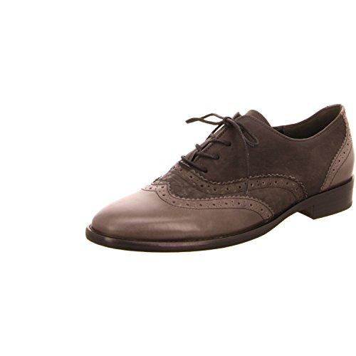 Gabor Marrone Shoes Brogues Womens Derby BxABvqP
