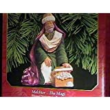 QX6819 Melchior The Magi Hallmark Blessed Nativity Collection 1998-2000