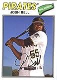 2018 Topps Archives #142 Josh Bell Pittsburgh Pirates Baseball Card
