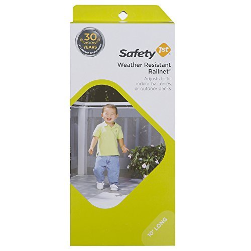 Safety 1st Baby Safety Railnet - Mesh Gate