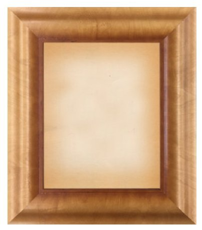Veneer Custom Picture Frame (Contemporary Blond Italian Veneer Picture Frame 4x6 5x7 8x8 8x10 11x14 12x16 16x20 20x24 24x36 Custom Sizes! (5x7))
