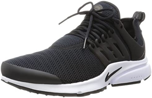 f429f5c90b2612 Nike Womens Air Presto Black White Running Shoe Sz