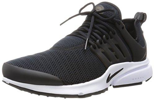 Nike Womens Air Presto Black Running Shoe Sz, 9 B(M) US