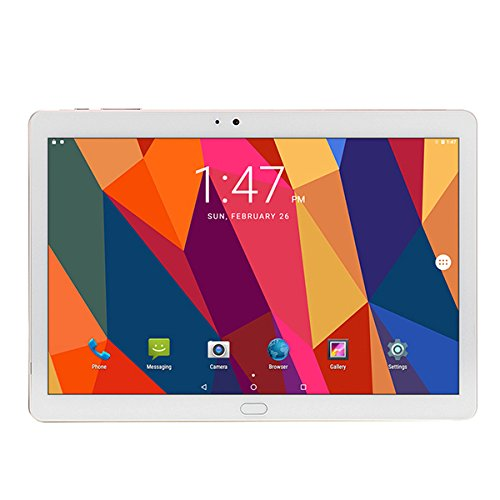 HITSAN ALLDOCUBE Cube Free Young X7 T10 Plus MTK MT8783V Octa Core 10.1 Inch Android 6.0 4G Phablet Tablet One Piece