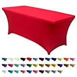 ABCCANOPY Spandex Tablecloths for 4 ft Home