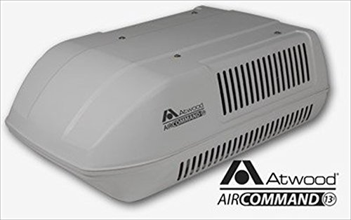 ATWOOD 15026 15 Non-Ducted Air Conditioner Top Unit With Heat (Top Heat Pump)