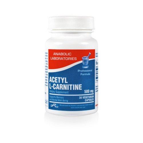 (Anabolic Laboratories ACETYL L-CARNITINE 500 MG 30 CAP)
