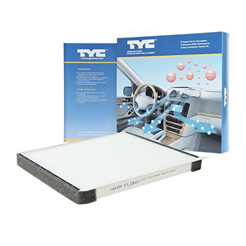 TYC 800088P Hyundai Accent Replacement Cabin Air Filter