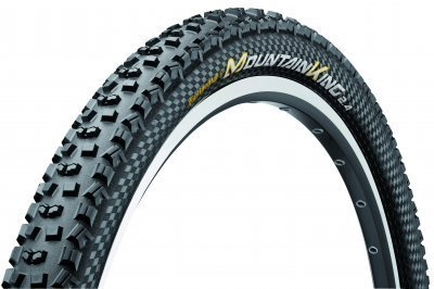 Continental Mountain King II 2.2Protection Bicycle Sport 2016MTB Tyres 29Inch Wire Skin Black/Black by Continental by Continental