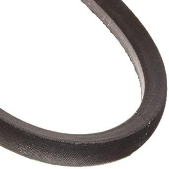 138.0 Belt Outside Circumference 5//16 Height A136 Size 1//2 Width A Section Gates A136 Hi-Power II Belt