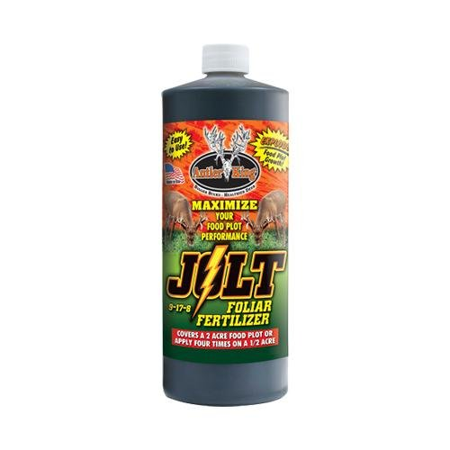 Food Plant Plots (Antler King Jolt Liquid Fertilizer)